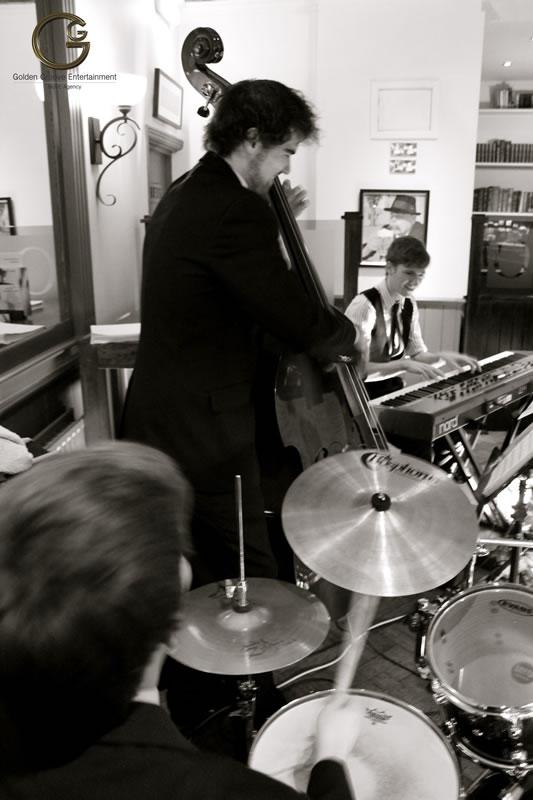 Luke Richardson Trio image