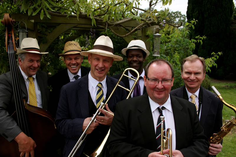 The Sunshine and Blues Jazz Band image