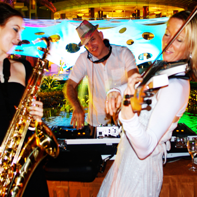 DJs With Live Performers image