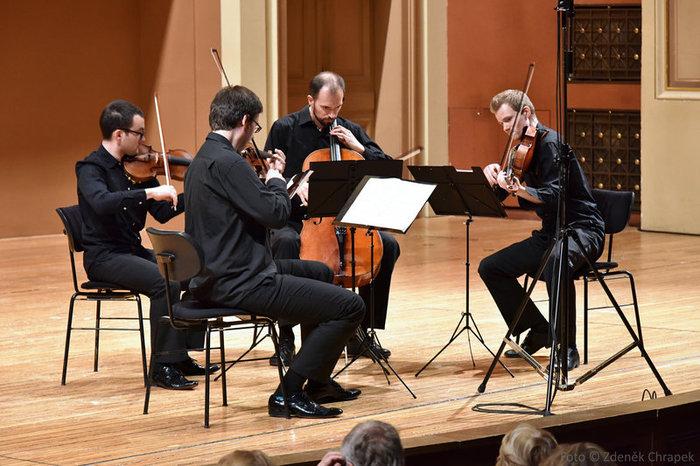 Sedlacek Quartet & Lukas Pavlicek image